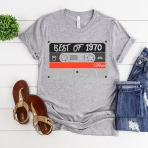 Best of 1970 Shirt